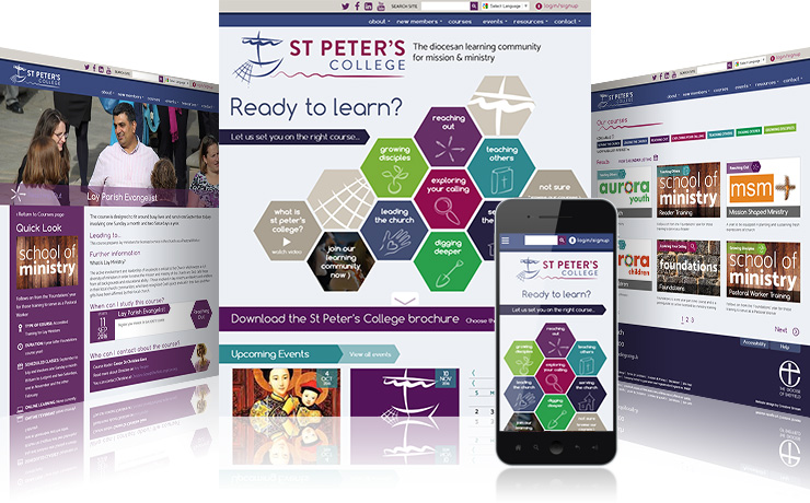 St Peter's College: The diocesan learning community for mission & ministry